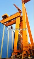 USED CRANES FOR SHIPBUILDING YARD