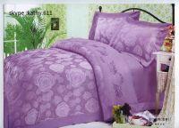 (wholesale, manufacture)jacquard  cotton  bedding set
