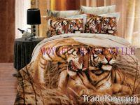 100%cotton NEW DESIGN  reactive printing bedding sheet set
