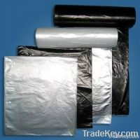 Garbage bag, T-shirt bag, pe vest bag, trash bag on roll