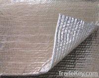 ceramic fiber coated aluminum foil