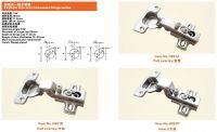 Keyhole One way Concealed hinge