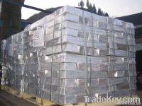 Magnesium Ingot(99.9%) 7.5kg/ingot