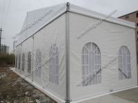 party banquet tent 15x20 with foldable table and chairs