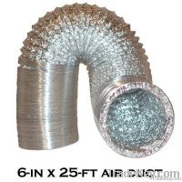 Aluminum Flexible Air Ductding