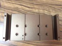 Precision machined parts, Aluminium fabrication parts,oxidize component