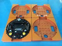 CNC machining service, bakelite fixture for sweeper, presicion parts