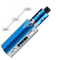 100W Vape Electronic Cigarette Kit 2200mah Evaporator For Liquid Box Mod Smoke Vaper Vape Pen Huge Vaporizer E-cigarette