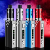100W Vape Electronic Cigarette Kit 2200mah Evaporator For Liquid Box Mod Smoke Vaper Vape Pen Huge Vaporizer E-cigarette
