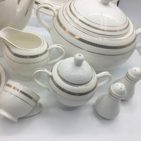 Bone china dinner set new  bone china round shape 61pcs for 8persons