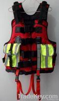 Whitewater PFDS, life jacket, life vest