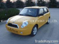 5 seats fashionalbe metal electric car