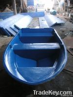 Fibreglass boat, fishing boat