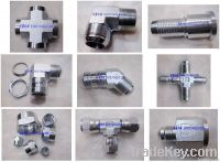 JIC, ORFS, SAE, NPT AND APSM Thread Fitting