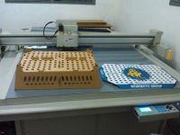 carton box  pattern flat cutter plotter