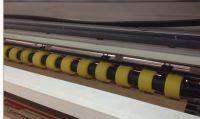 corrugated carton digital no plate printing machine