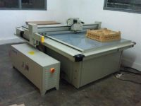 Paper display holder sample cutting equipment