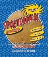 Banana Nut Sport Cookie