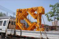 Tower crane anchore frame(mast collar)