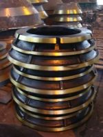 Crusher manganese parts