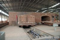 Clay Brick Tunnel Kiln