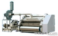 WJ-100-1800-5 corrugated board production line