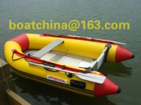 Y-270 inflatable boat speed boat motor boat
