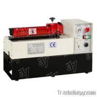 Hot melt adhesive coating machine
