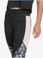 Freed From Desires printed legging