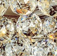 Crystal Ceiling Lamp, Modern ceiling light, Contemporary&contracte lamp