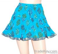 Indian cotton mimi short skirts