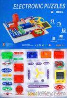 Solar Electronic Educational Kit (W-9889)