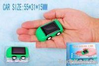 Mini solar cell car-educational toy