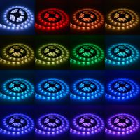 Factory wholesale price Waterproof rgb led strip / SMD3528 5050 led light strip fixtures / flexible led strip light