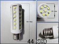 New 360 degree E27 44SMD 7.5W led corn bulb White 5050SMD 220V