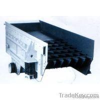 Sandmake efficient vibratory feeder GZD-1100×4900 manufacturer
