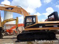 Used excavator caterpillar 330BL