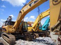 Used excavator caterpillar 330C