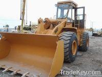 Used loader caterpillar 966E