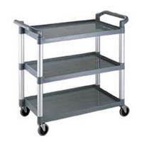 Polypropylene Shelves Trolley