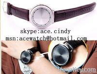 2012 new silicone touch screen Bracelet led watch