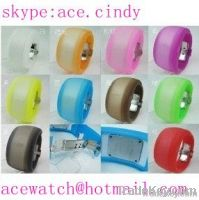 2012 Hot LED digital watch and led jelly watch