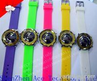 led mirror watch