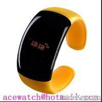 LED Vibration Bluetooth Bracelet 2011 Fashion LED Display with caller