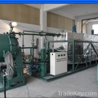 ZSC-10 Black oil recycling  plant/oil purifier