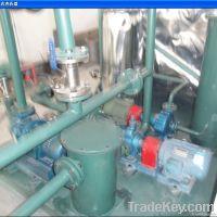ZSC waste engine oil treatment machine