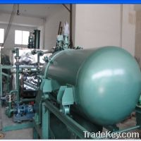 ZSC black engine oil recycling machine