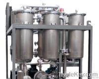 KL-20 FIRE-RESISTANT OIL FILTER MACHINE