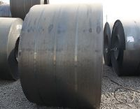 Banded Steel Roll