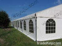 5x5m aluminum& PVC party tent